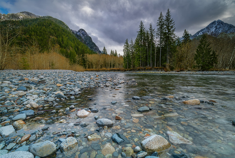 Middle Fork Snoqualmie River
