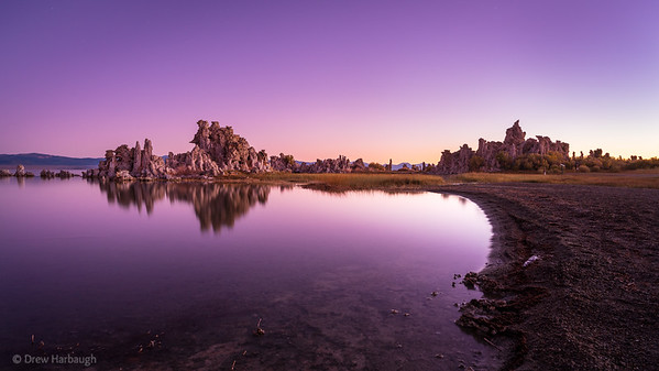 Mono Lake Sunrise 3