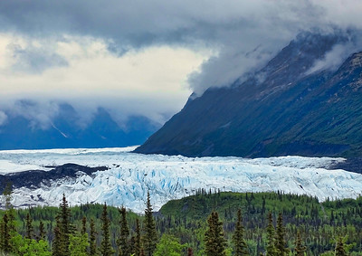 Glacier View, Wrangell-St. Elias National Park