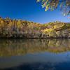 Autumn in  Southern Ohio.  Burr Oak State Park.