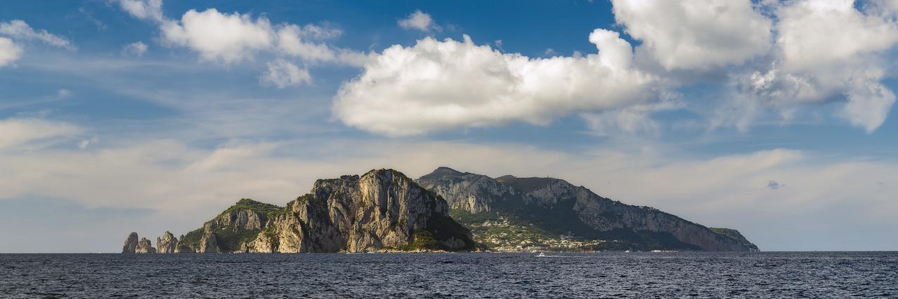 Slow Boat to Capri