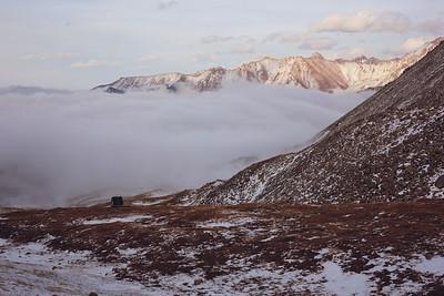3300 Above the Sea Level. Almaty, 2017.