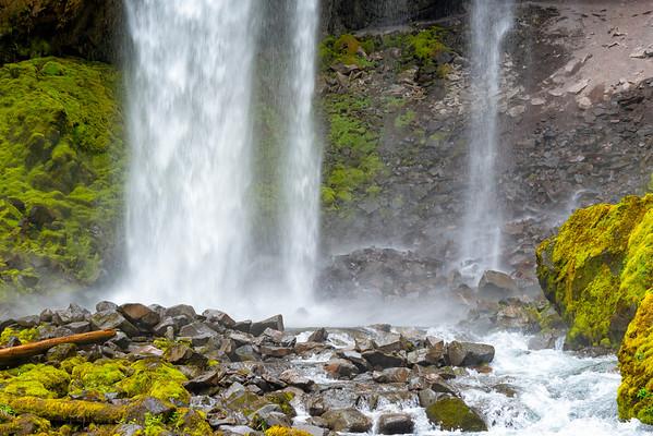 Tamanawas Falls - Mount Hood-9