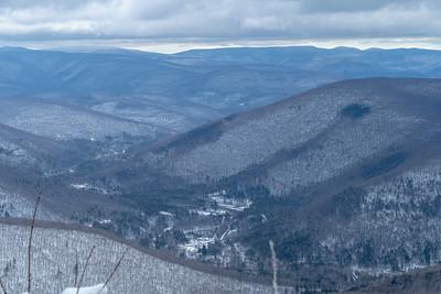 Balsam Mountain  - Catskills