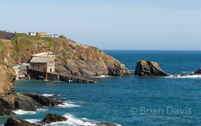 The old lifeboat station, The Lizard