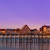 Sept 26 - Old Orchard Beach Pier<br /> <br /> In Maine, taken at sunset