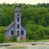 Grand Island Lighthouse, Lake Superior, MI