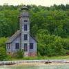 Grand Island Lighthouse, Lake Superior, MI
