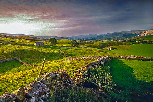 The Famous Yorkshire Dales, 2015.
