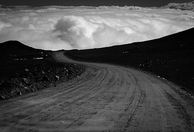 Into the Clouds - Mauna Kea