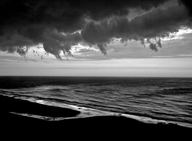Fingers of Storm