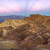 Zabriskie Point Sunrise