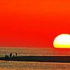 ESTERO ISLAND SUNSET.