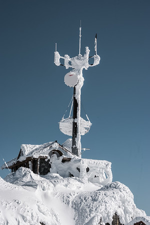 Whistler Mountain Peak Hut