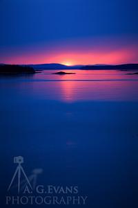 Penobscot Bay Glow