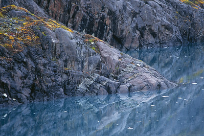 Glacial Water and Rocks - Alaska