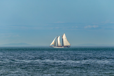 Sailing to Port Townsend