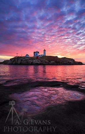 Cape Neddick Sunrise