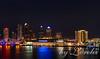 Tampa Evening Skyline I