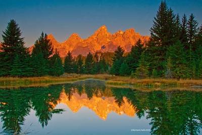 Teton Fall