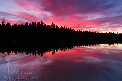 Sunrise Reflections II