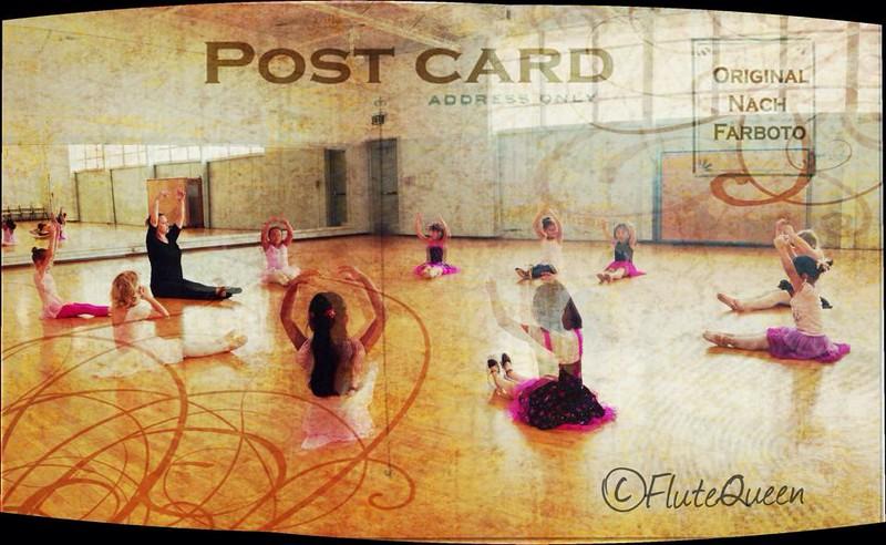 Anika's Ballet Class