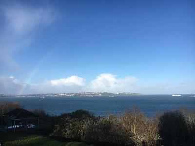 Rainbow over Torbay (4)