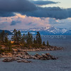 Sand Harbor Sunset -Lake Tahoe