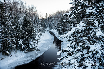Winter wonderland, Arrowhead Provincial Park