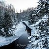 Winter wonderland, Arrowhead Provincial Park