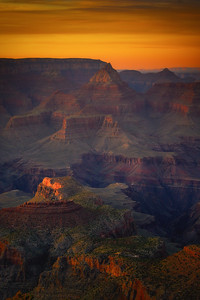 Grand Canyon NP sunset