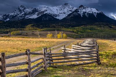 Last Dollar Ranch Fence