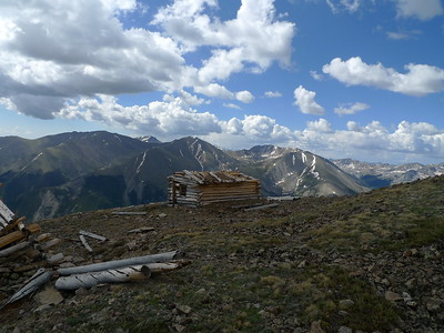 Quail Mountain Shack