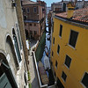 Venice Canal from Rooftop