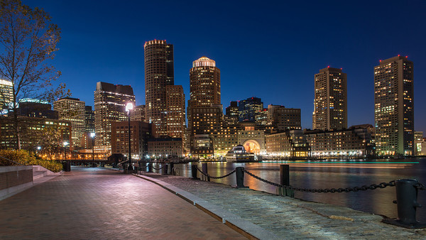 Boston, MA - From Courthouse