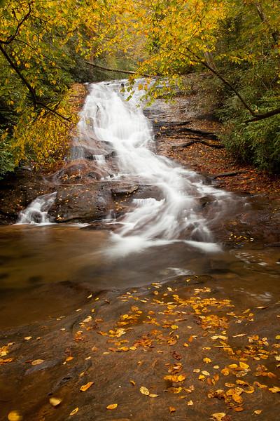 Helton Creek Falls, GA