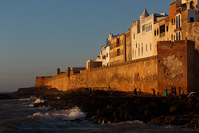 Essaouira sunset