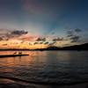 Yoga at Sunset, Secret Harbor, St Thomas USVI
