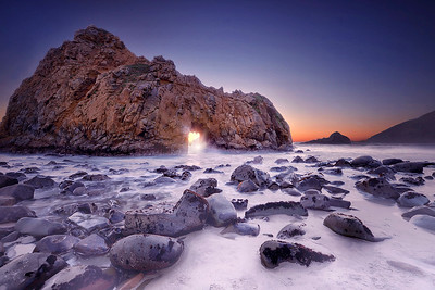 Pfeiffer Beach - Big Sur, CA