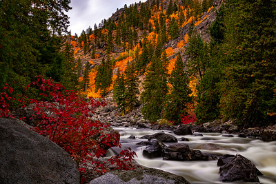 Icicle Creek Fall 3