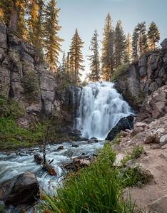 King's Creek Falling