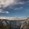 Half Dome from Glacier Point, Yosemite National Park, California