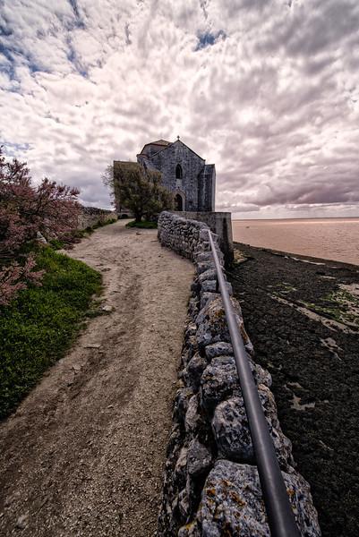 Eglise de Talmont Sur Gironde