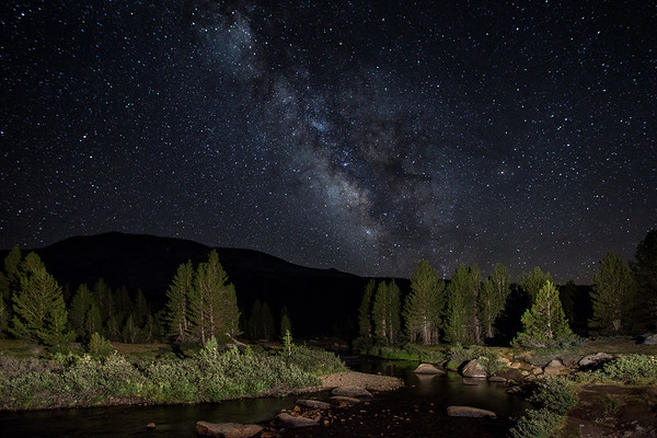 Milky Way | Yosemite National Park | California