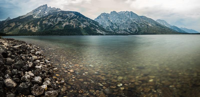 Jenny Lake, Grand Teton National Park 2016