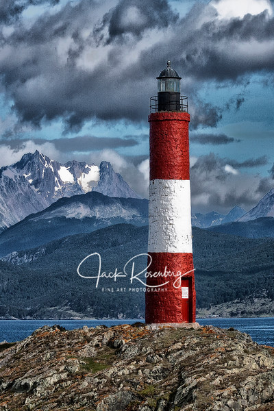 """`Light House At The End Of The World"""""