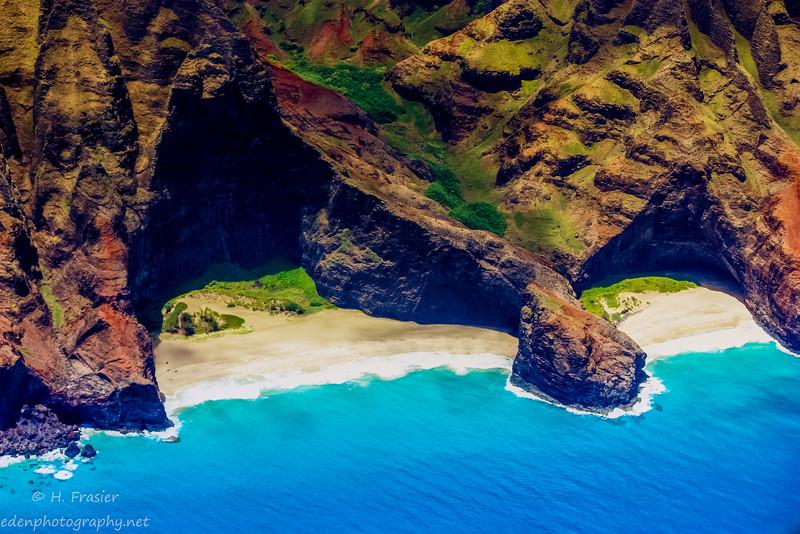Na Pali Coast: Kauai, HI