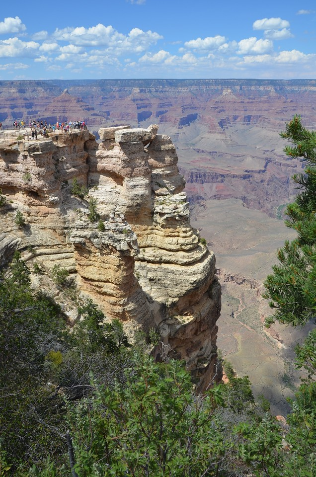 South Rim Pinnacle, Grand Canyon National Park