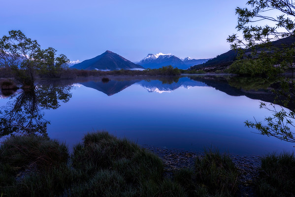 Still Sunrise at Glenorchy