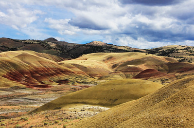 Painted Hills - Oregon
